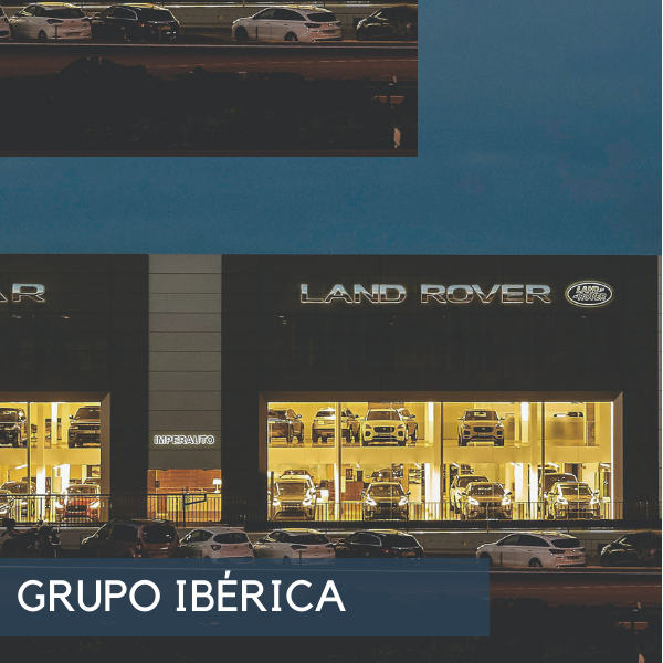 grupo iberica cliente